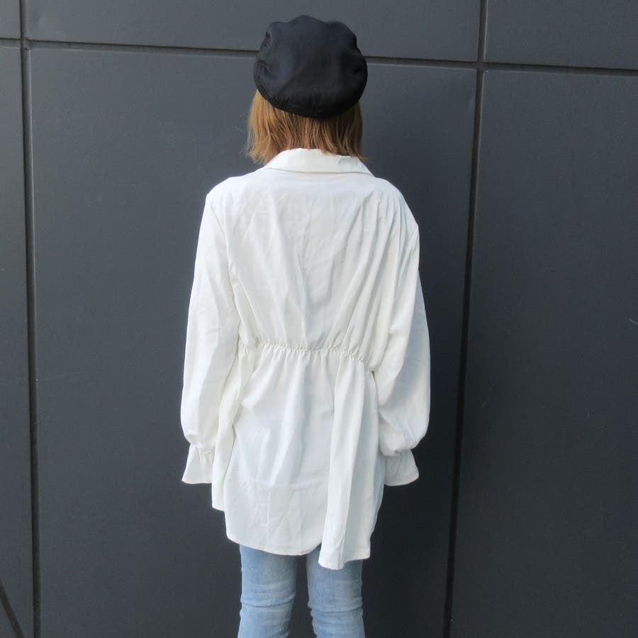 開襟シャツ 7