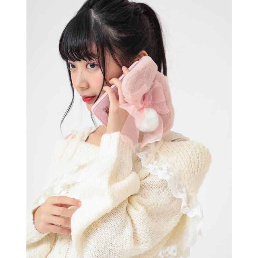 f6527d7a1d LIZ LISA】たれ耳ウサファーIPHONEケース☆リズリサ[品番:LIZW0000813 ...