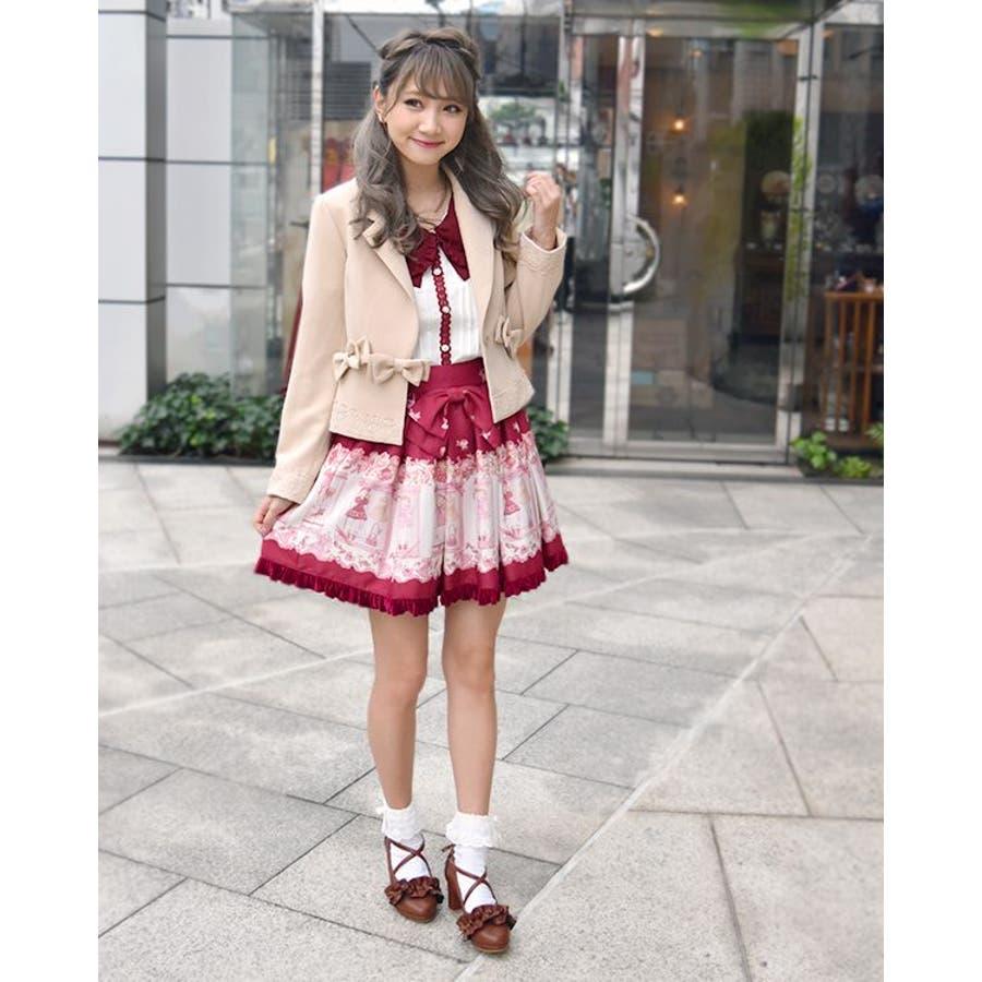 【LIZ LISA】メニーリボンジャケット☆リズリサ 1