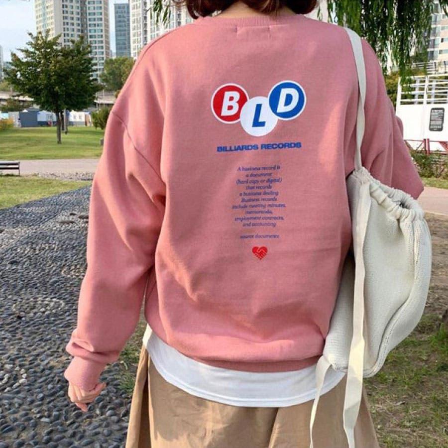 2019秋冬新作 BLDロゴスウェット 6