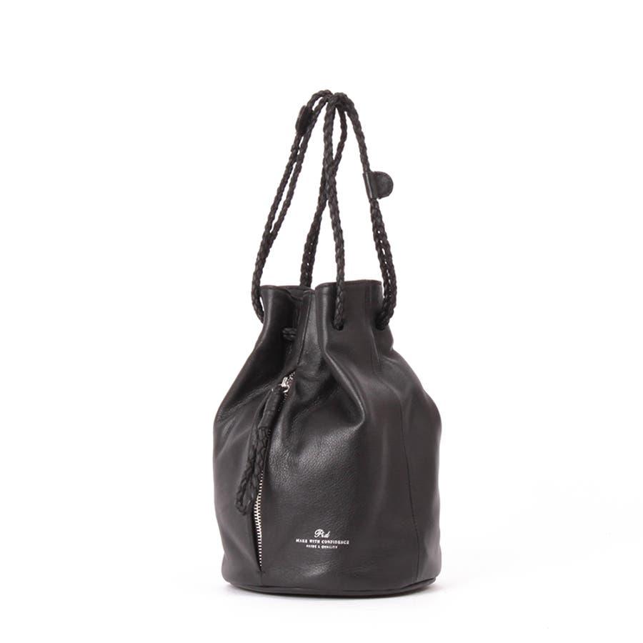 【PID】 ピー・アイ・ディー メンズ 巾着 バッグインバッグ コンパクト 通勤 通学 paq201 5
