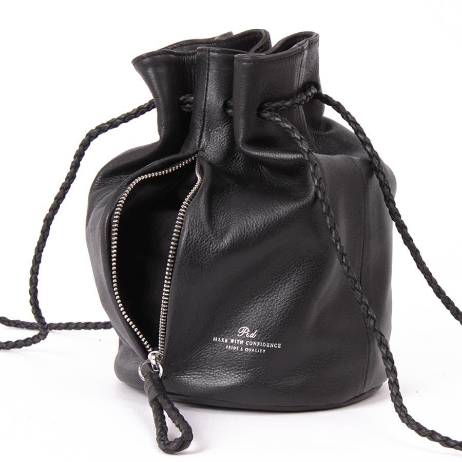【PID】 ピー・アイ・ディー メンズ 巾着 バッグインバッグ コンパクト 通勤 通学 paq201 6