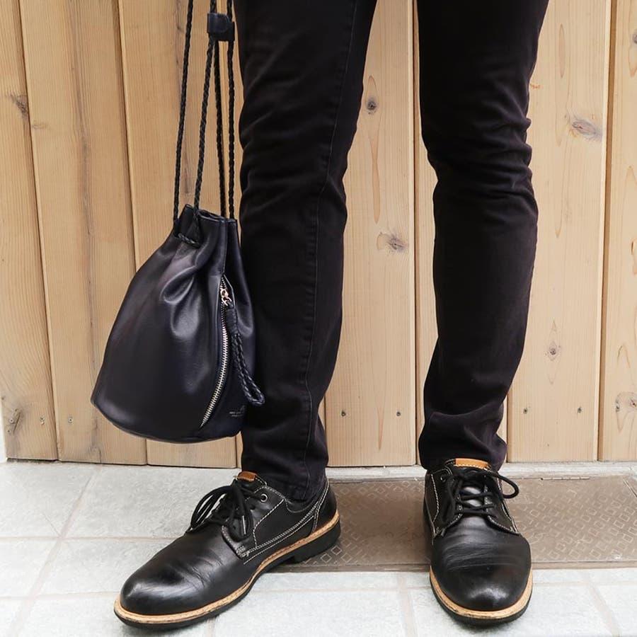 【PID】 ピー・アイ・ディー メンズ 巾着 バッグインバッグ コンパクト 通勤 通学 paq201 8