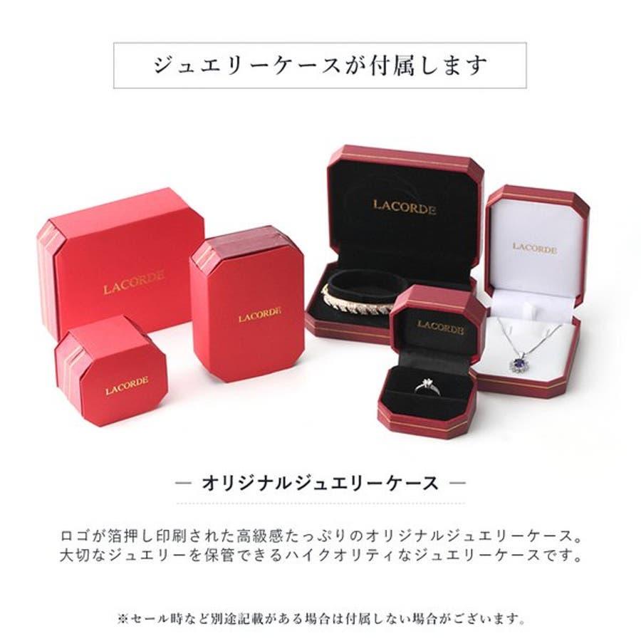 トリプルリングネックレス【LACORDE】 5