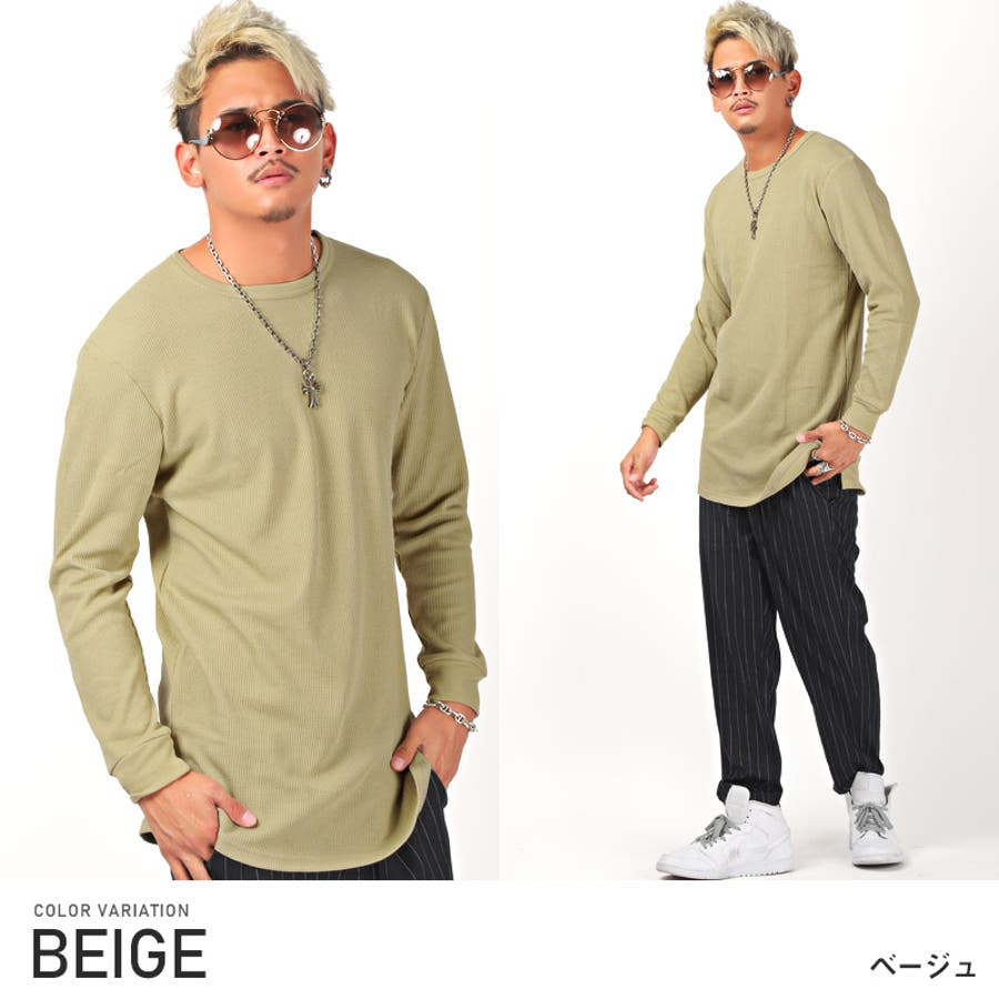 ロンT メンズ 長袖Tシャツ 41