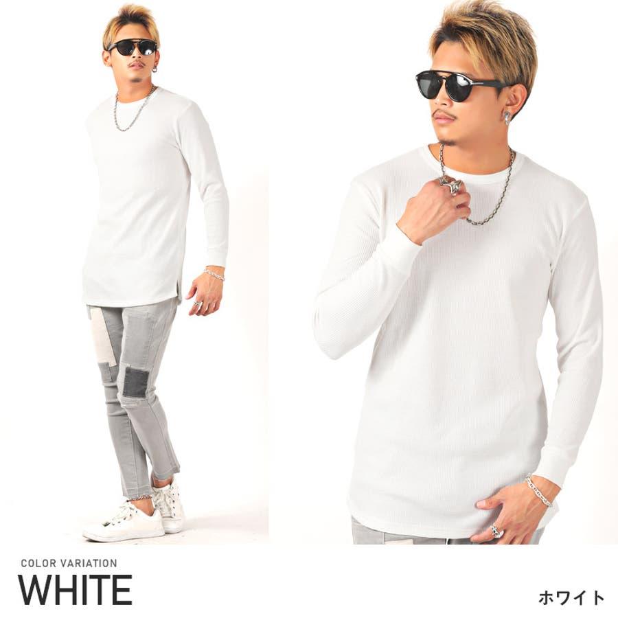 ロンT メンズ 長袖Tシャツ 16