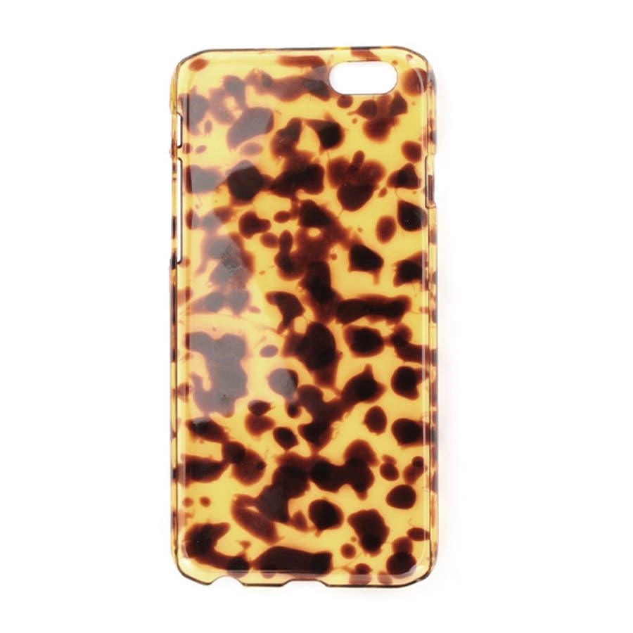 3345366e3c iPhone6s/iPhone6]べっ甲iphoneケース/スマホケース/アイフォン/ハード ...