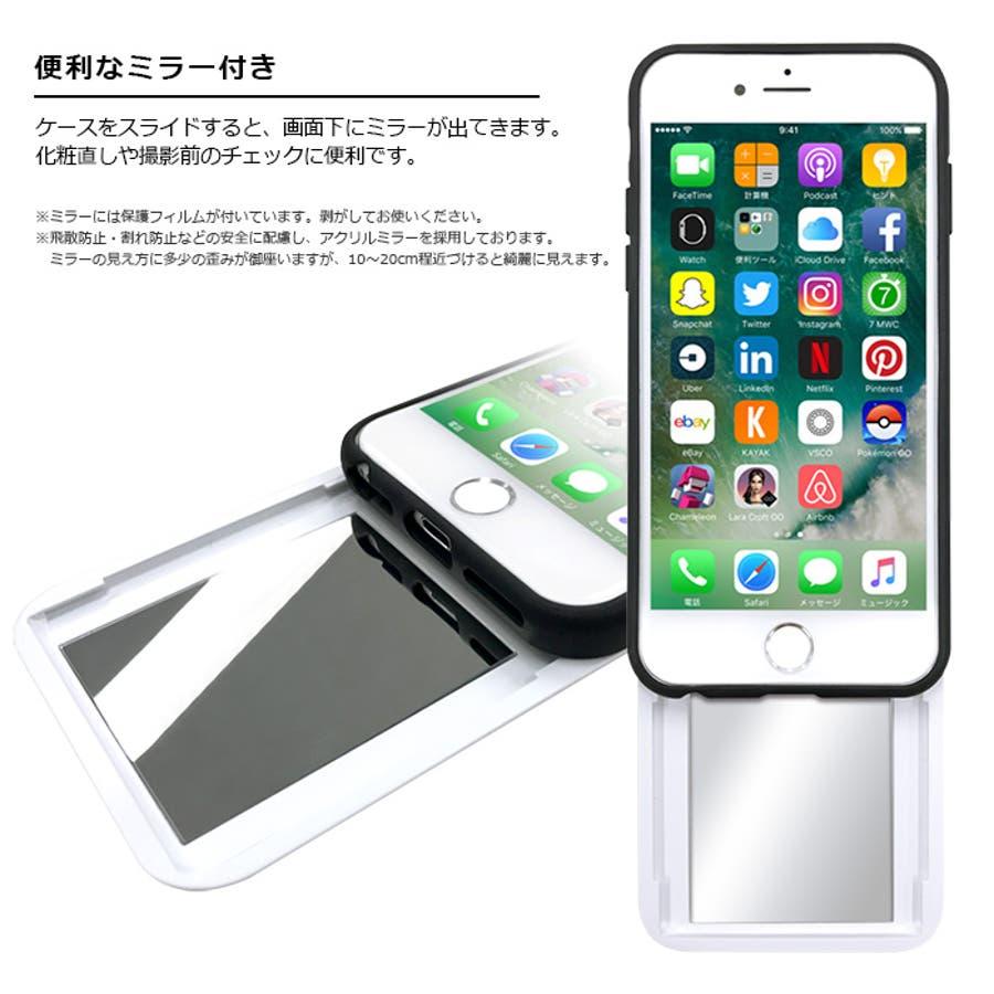 4d3ef1125b iPhone8 iPhone7 iPhone6s iPhone6 兼用 RODEO CROWNS 「スタンドミラー ...