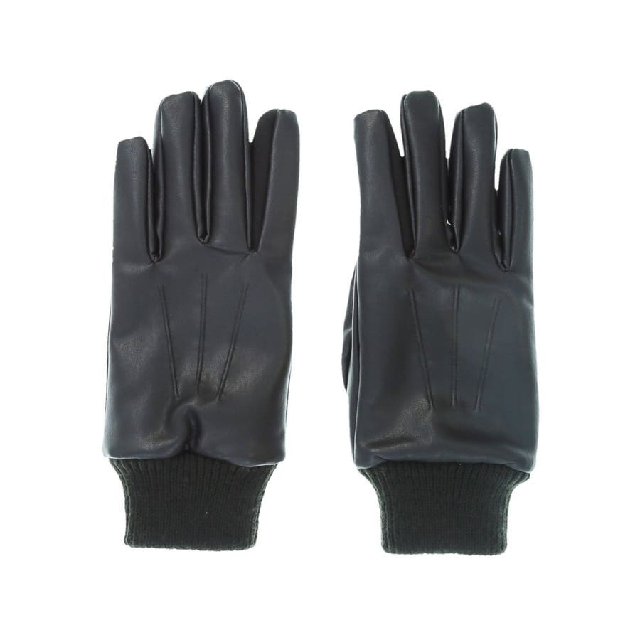 TAKA-Q:タッチパネル対応 シープレザーグローブ/手袋 3