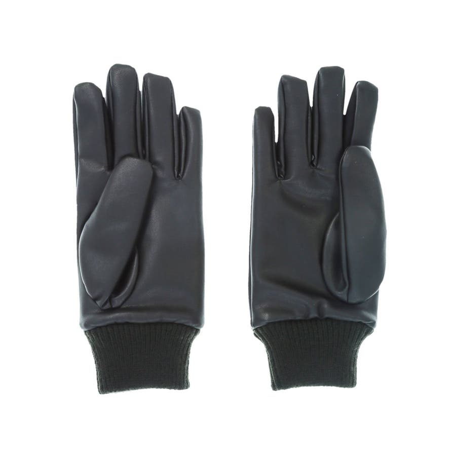 TAKA-Q:タッチパネル対応 シープレザーグローブ/手袋 5