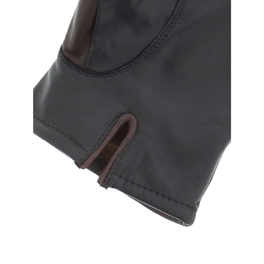 TAKA-Q:タッチパネル対応 シープレザーグローブ/手袋 7