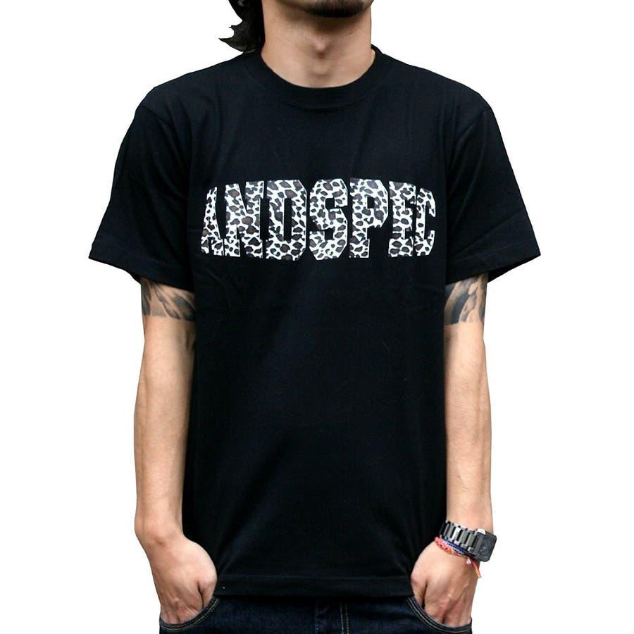 ASNADISPEC メンズ Tシャツ 4
