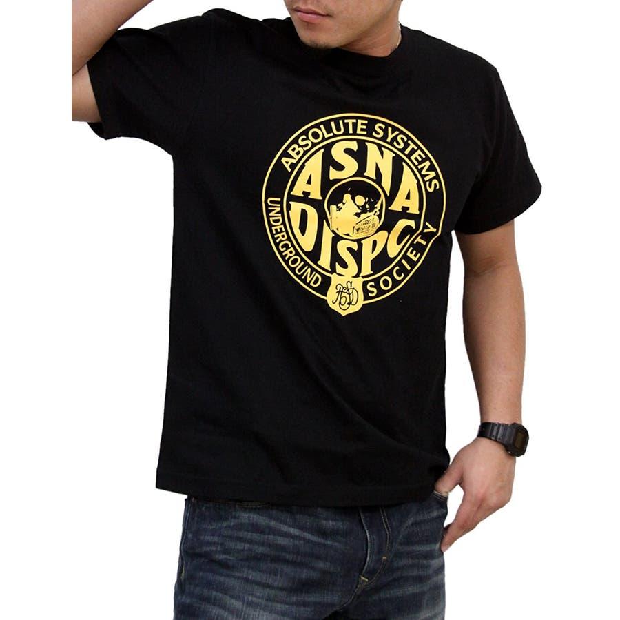 ASNADISPEC メンズ Tシャツ 9