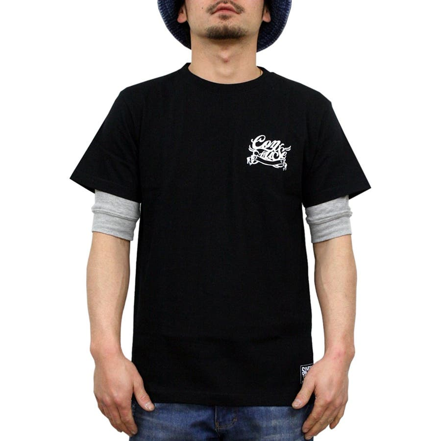 CONFUSE Tシャツ メンズ 5