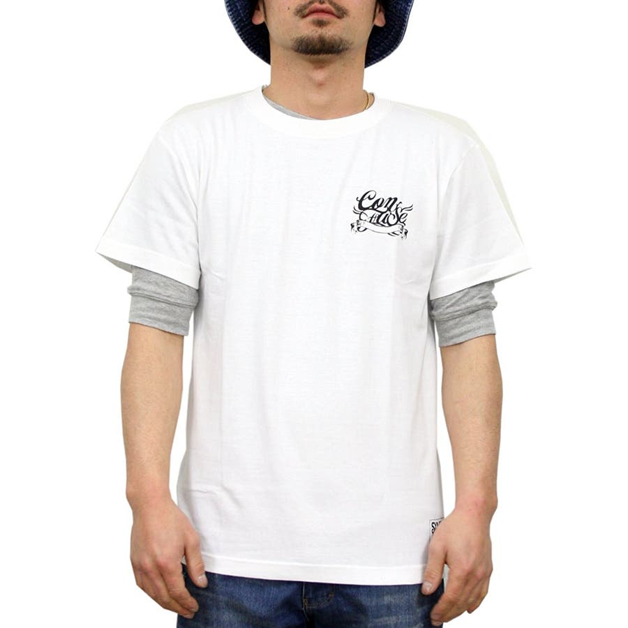 CONFUSE Tシャツ メンズ 7