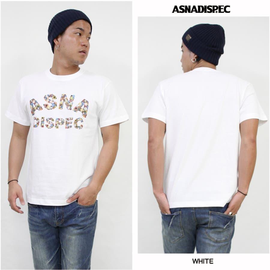 ASNADISPEC Tシャツ メンズ 3