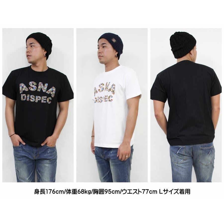 ASNADISPEC Tシャツ メンズ 7