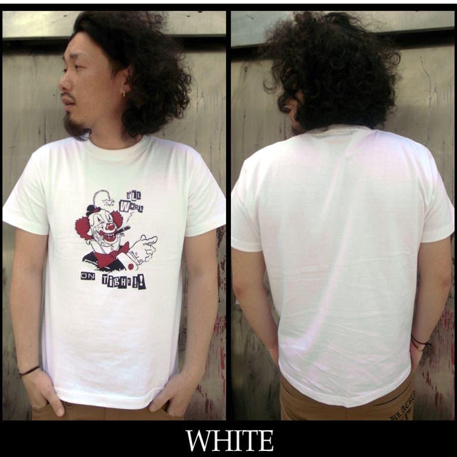 PIERROTTEE ピエロ半袖Tシャツ アメカジ 2