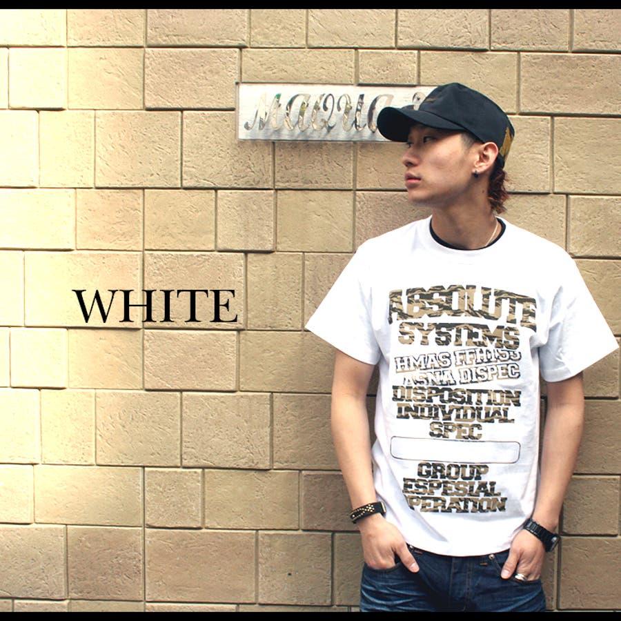 Tシャツアメカジ ストリート 半袖Tシャツas 2