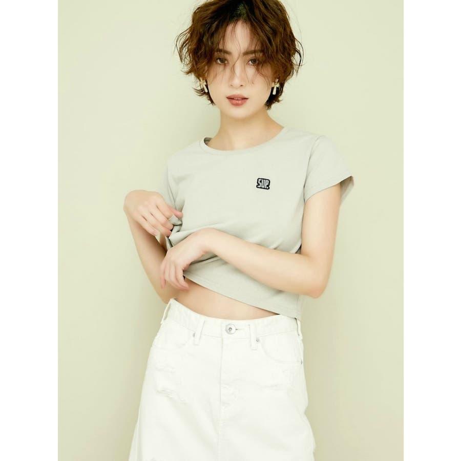 SUPショートTシャツ 2