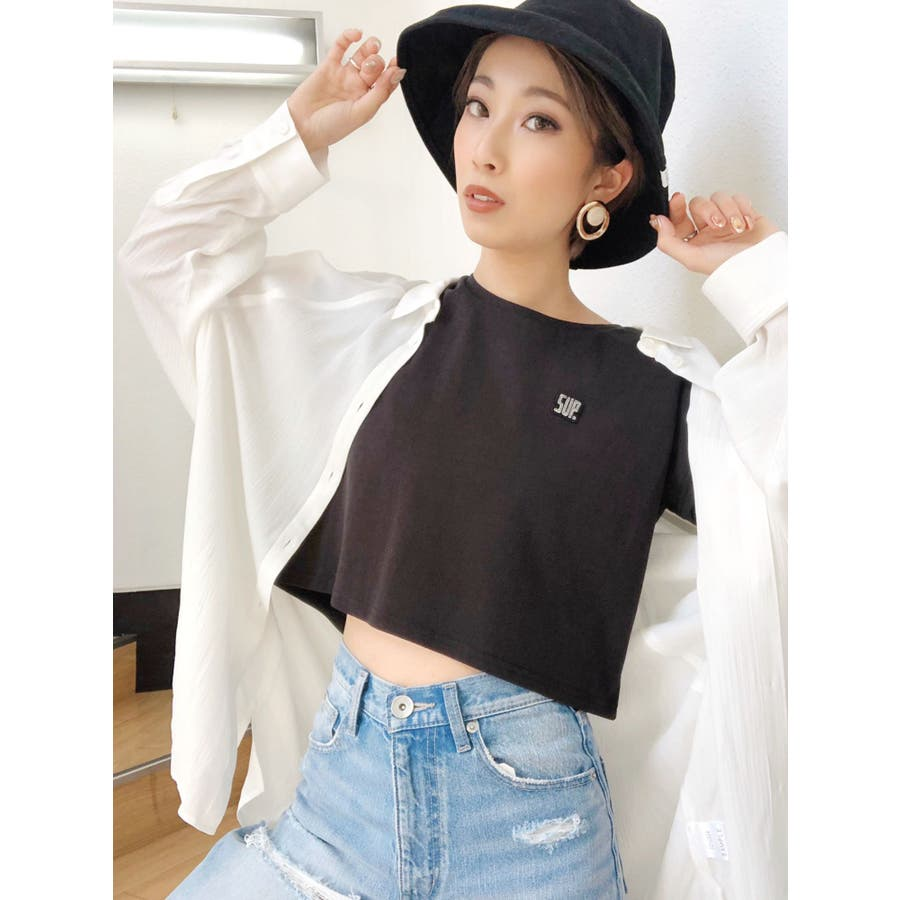SUPショートTシャツ 21