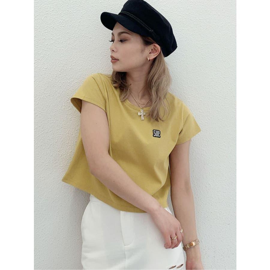 SUPショートTシャツ 86