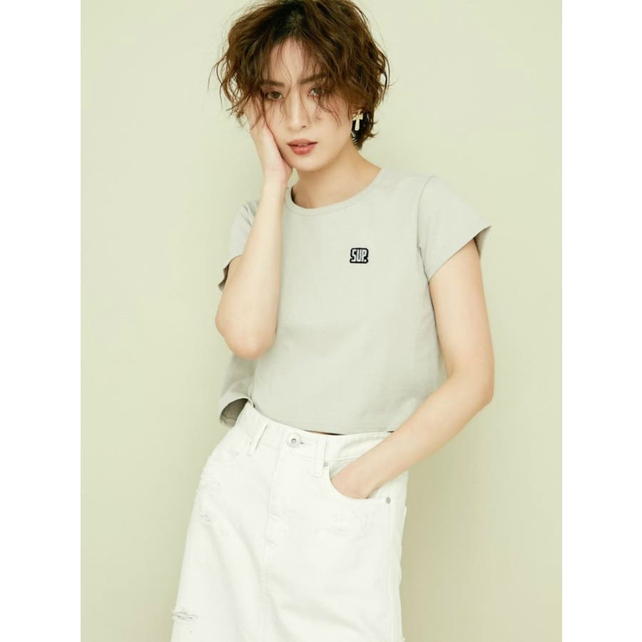 SUPショートTシャツ 41