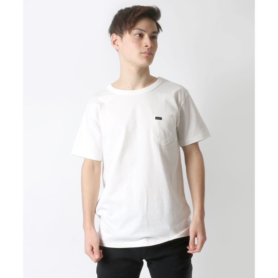 Lee/リー パックポケットTシャツ 16