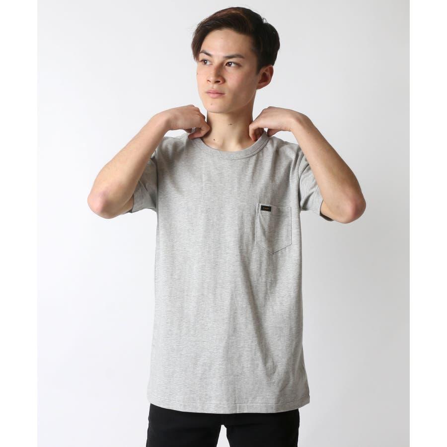 Lee/リー パックポケットTシャツ 23