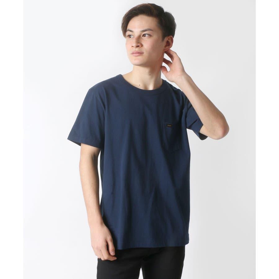 Lee/リー パックポケットTシャツ 64