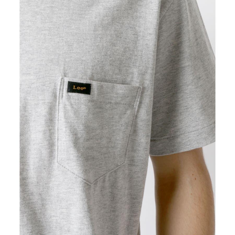 Lee/リー パックポケットTシャツ 6