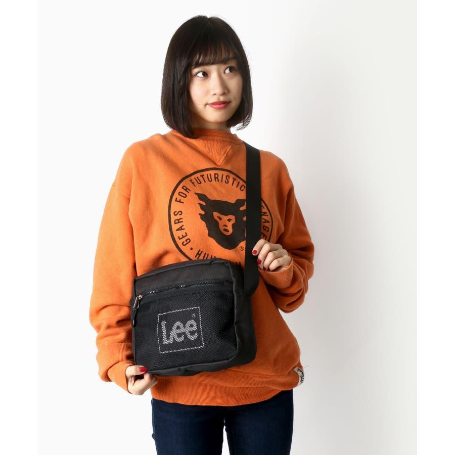 【Lee】フロントメッシュミニショルダーバッグ 1