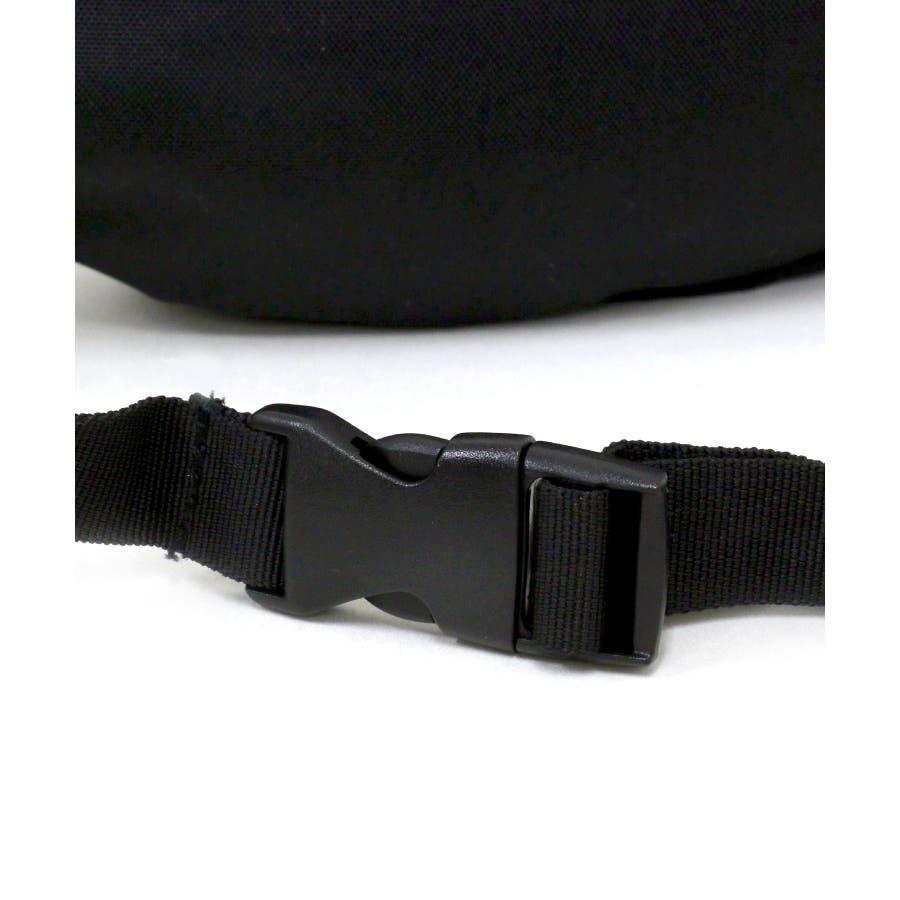 Jeanism EDWIN/ジーニズム エドウイン ロゴプリント メッシュポケット ウエストバッグ 10