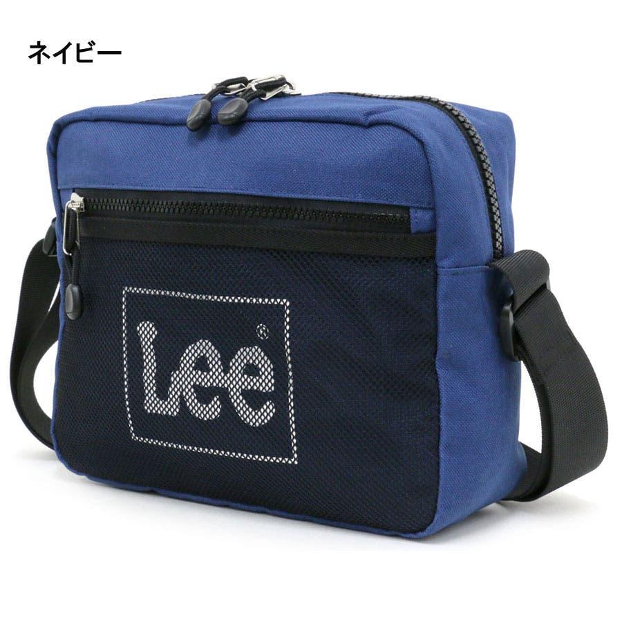 【Lee】フロントメッシュミニショルダーバッグ 64