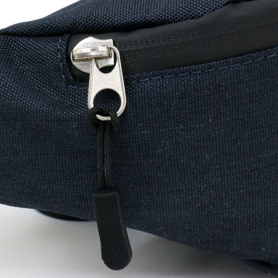 リベルト エドウィン ウエストバッグ メンズ 冬 ポリエステル100% ブラック【 男女兼用 ボディバッグ かばん 大容量 シンプルプレゼント 】 6
