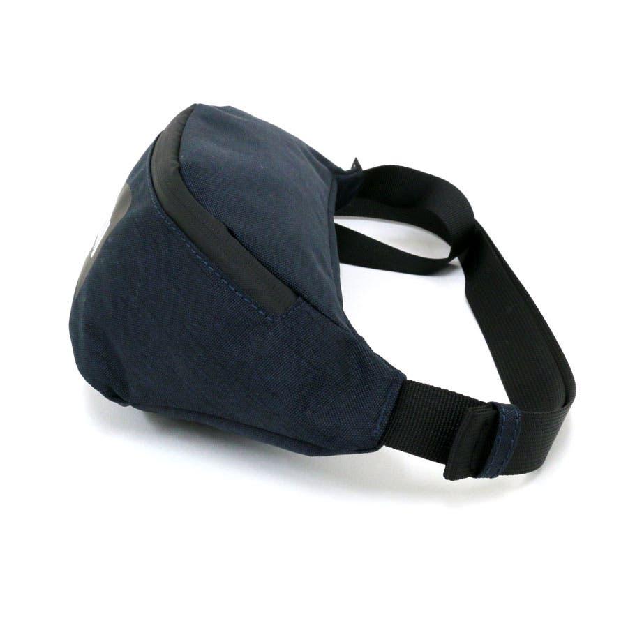 リベルト エドウィン ウエストバッグ メンズ 冬 ポリエステル100% ブラック【 男女兼用 ボディバッグ かばん 大容量 シンプルプレゼント 】 4
