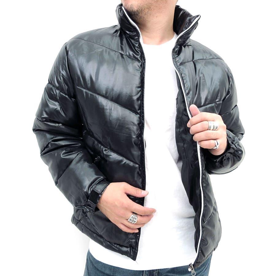 ついついヘビロテ メンズファッション通販中綿ジャケット メンズ アウター パーカー 防寒着 冬 暖 あったか MODIFIED84369  専門店 ブランド服 紳士服 アメリカン USA カジュアル 号砲