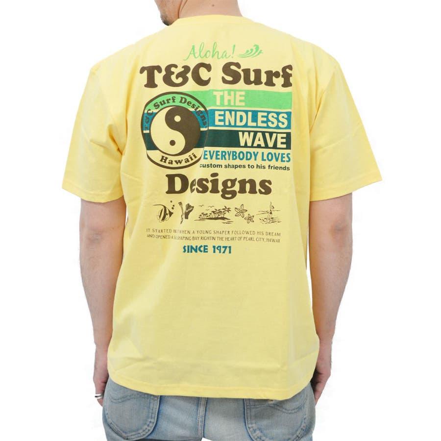 何枚あってもいい! 大きいサイズ メンズ Tシャツ 半袖プリント キングサイズ 2L 3L 4L 5L 夏 サーフ ブランド サーフィン サーフボード タウカン ハワイ アロハ パネル ボーダー 切要