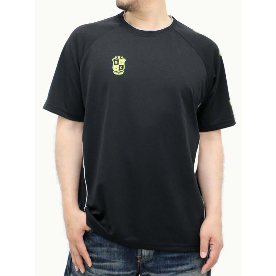気軽に着て歩くには最高 大きいサイズ メンズ Tシャツ 半袖 cosby キングサイズ 2L 3L 4L 5L  コスビー 吸汗速乾 抗菌 防臭 デオドラント プリント 気圧