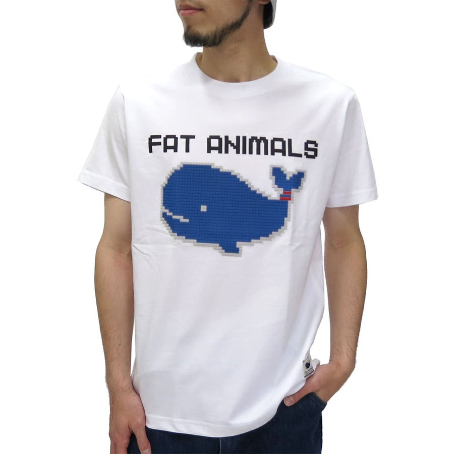 普段使いできる メンズファッション通販Tシャツ メンズ クジラ 立体 3D プリント Tシャツ 半袖  ストリート ティーシャツ クルーネック ラバープリント XL LLTシャツ メンズ カットソー Tシャツメンズ 剛猛