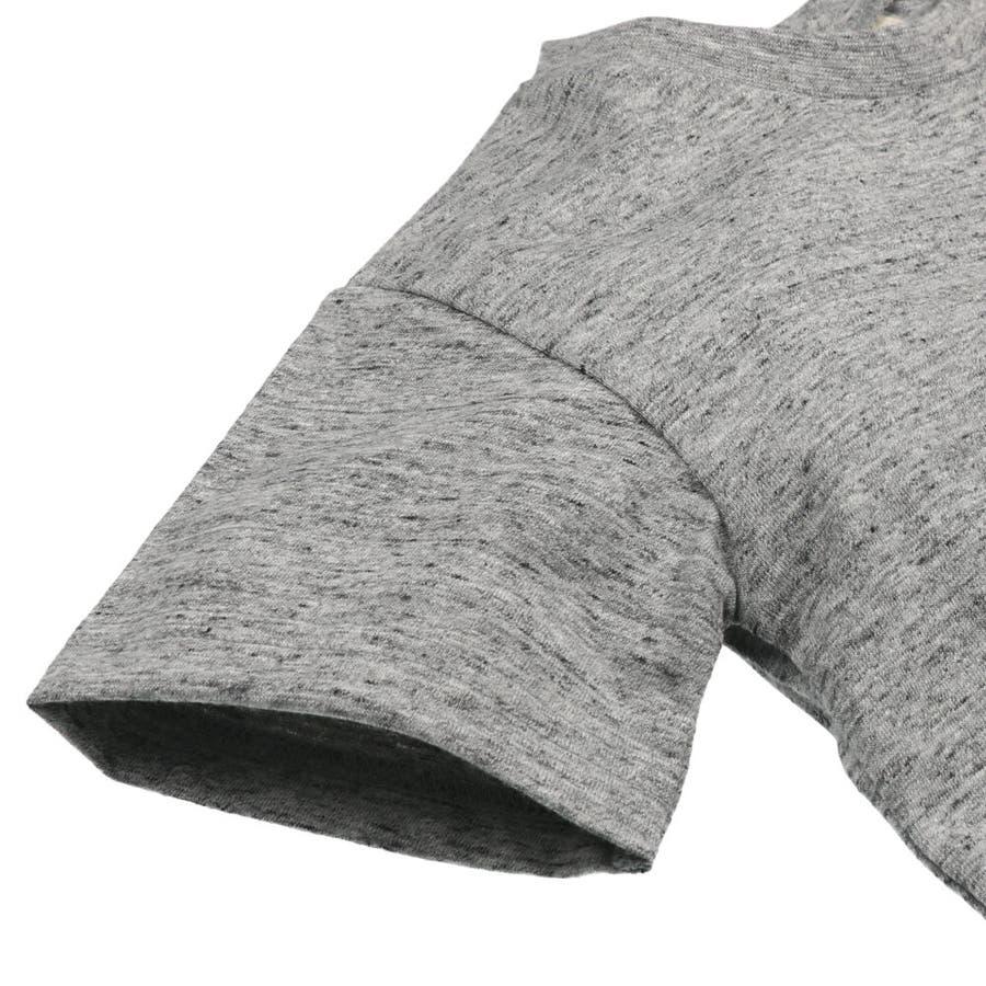 【子供服】 Daddy Oh Daddy (ダディオダディ) 日本製デニムポケット付半袖Tシャツ 80cm〜150cm V32851 8