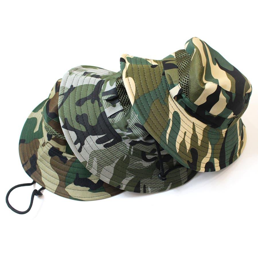 迷彩 サファリハット 子供服 UVカット 紫外線対策 アウトドア キャンプ スナップキャップ SNAPBACK CAP ハット 男の子女の子 ジュニア こども服 韓国子供服 キッズ 帽子 3
