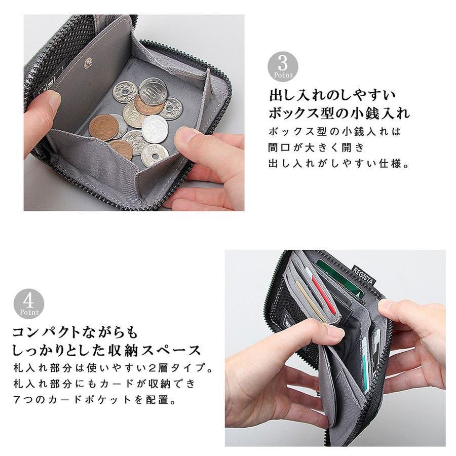 二つ折り財布 メンズ 財布 サイフ さいふ 2つ折り財布 コンパクトウォレット カード入れ 小銭入れ PVCナイロン メンズファッション小物 通販 新作 人気 10