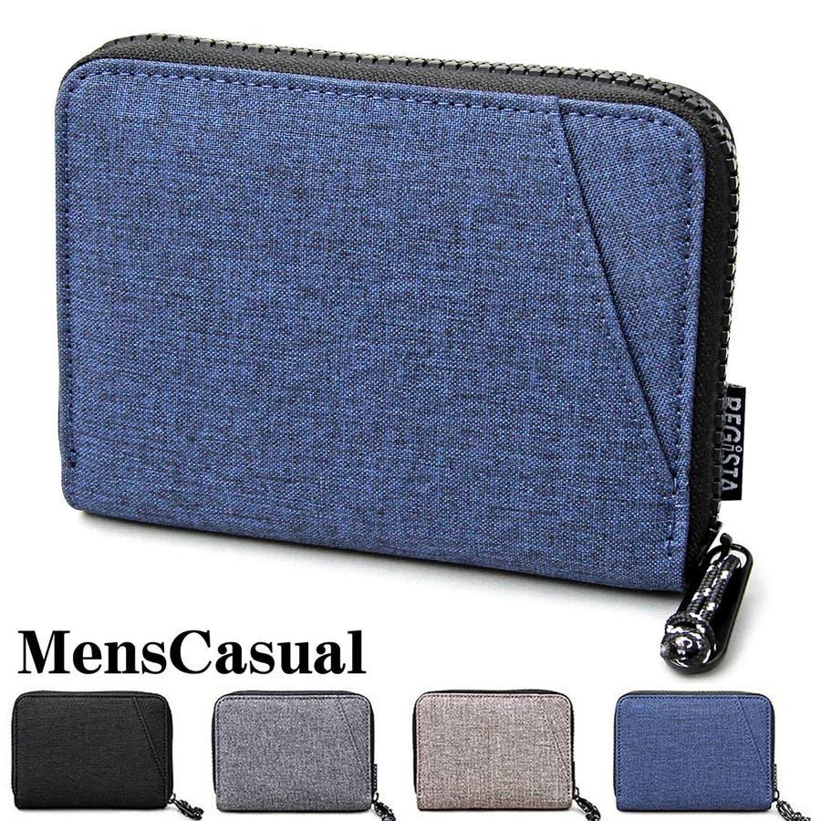 二つ折り財布 メンズ 財布 サイフ さいふ 2つ折り財布 コンパクトウォレット カード入れ 小銭入れ PVCナイロン メンズファッション小物 通販 新作 人気 1