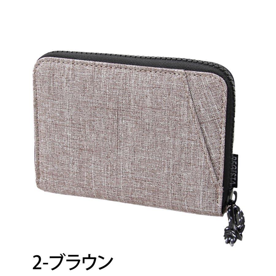 二つ折り財布 メンズ 財布 サイフ さいふ 2つ折り財布 コンパクトウォレット カード入れ 小銭入れ PVCナイロン メンズファッション小物 通販 新作 人気 3
