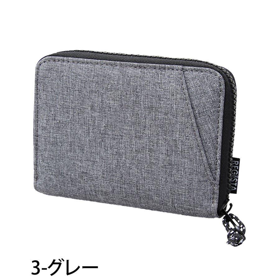 二つ折り財布 メンズ 財布 サイフ さいふ 2つ折り財布 コンパクトウォレット カード入れ 小銭入れ PVCナイロン メンズファッション小物 通販 新作 人気 4