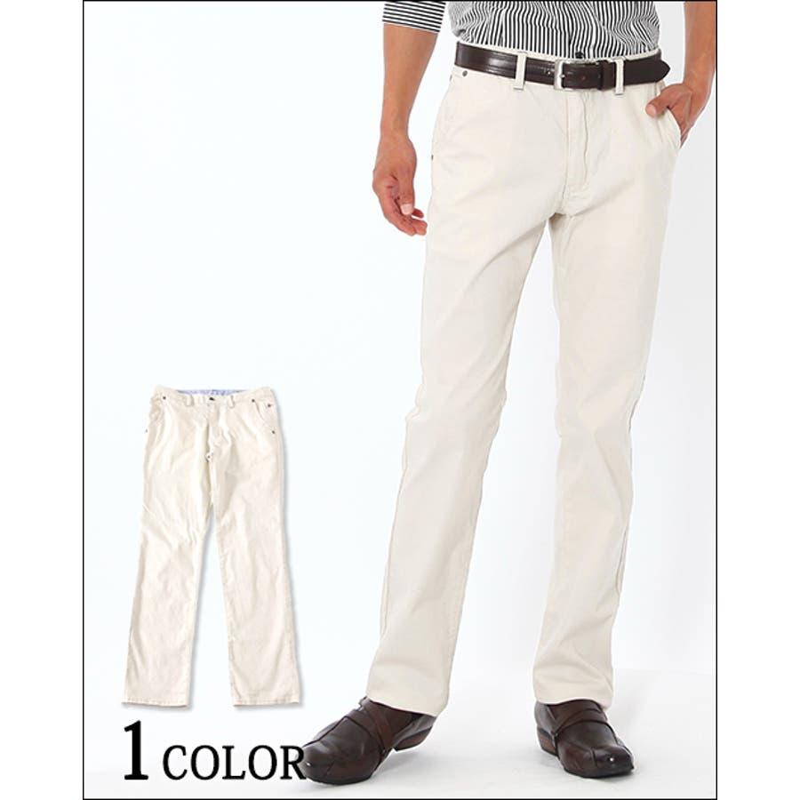 違う色も買いたい 35-4705 メンズ ボトムス パンツ ビジネス 綿麻スーパーストレッチパンツBiz カジュアル きれいめ 春服 夏服 ファッション MENZ-STYLE メンズスタイル 跋語