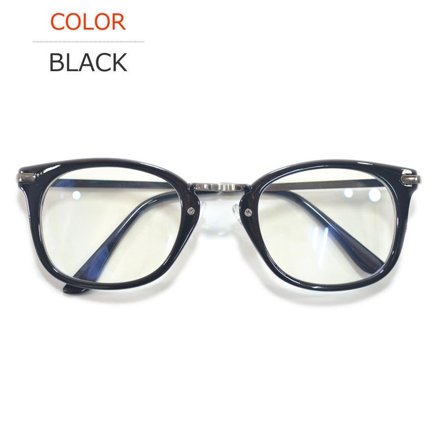 【全2色】 PCメガネ ブルーライトカット 伊達メガネ スクエア スクウェア 四角 おしゃれ パソコン用 目を保護する メンズレディース アジアンフィットレンズ 22
