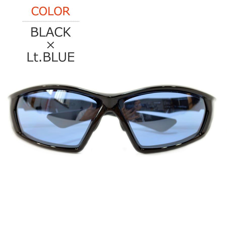 【全3色】 バイク用サングラス 大きいレンズ バイカーシェード メンズ レディース 防塵 予防 保護メガネ ドライアイ対策 PM2.5 60
