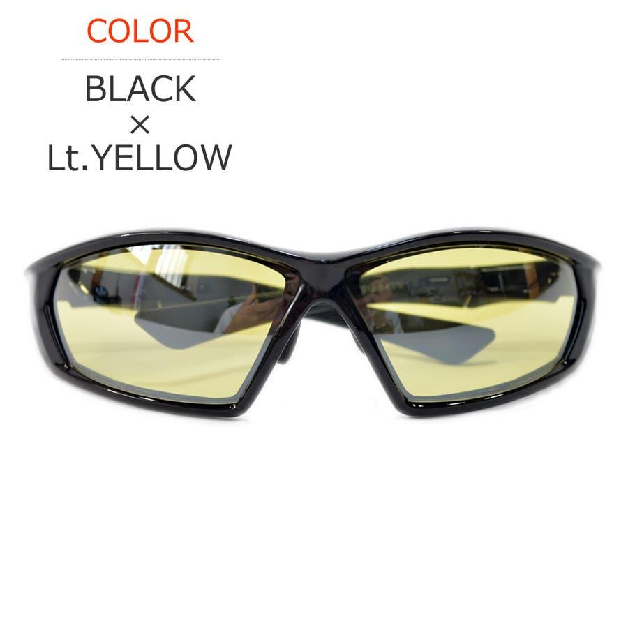 【全3色】 バイク用サングラス 大きいレンズ バイカーシェード メンズ レディース 防塵 予防 保護メガネ ドライアイ対策 PM2.5 84